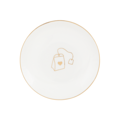Trinket Dish Ivory - Cristina Re Designs