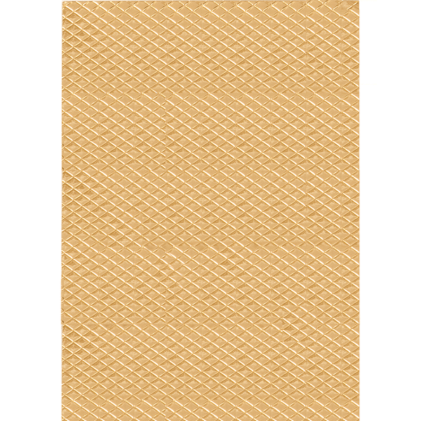 A4 Paper Diamond Gold Embossed - Cristina Re Designs