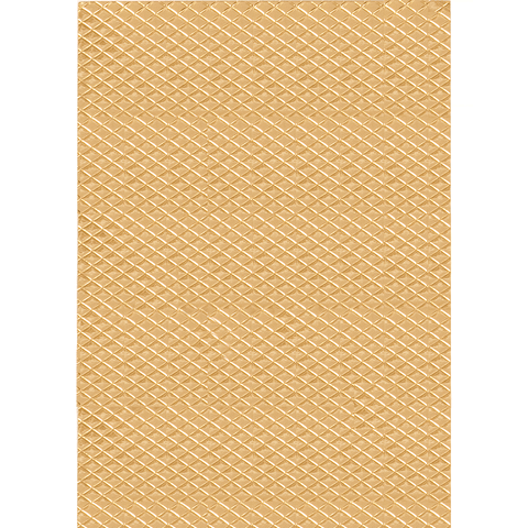 A4 Paper Diamond Gold Embossed - Cristina Re Design