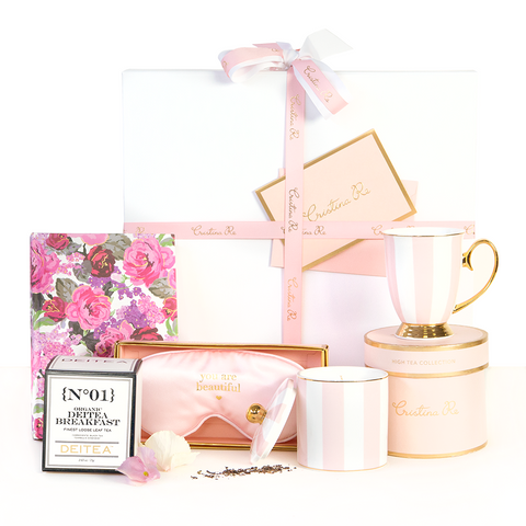 Relax Hamper - Blush