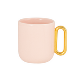 Celine Mug - Blush & Gold
