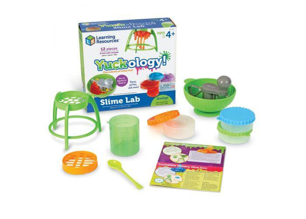 Yuckology Slime Lab - Three LiL Monkeys Three LiL Monkeys