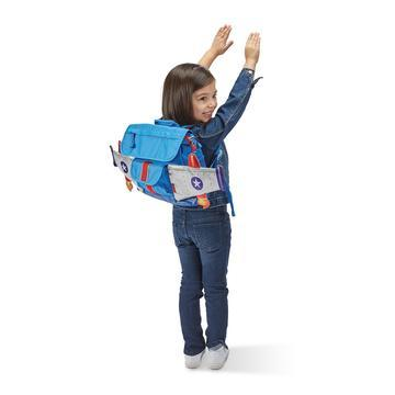Bixbee's Rocketflyer Backpack with Wings - Three LiL Monkeys Three LiL Monkeys