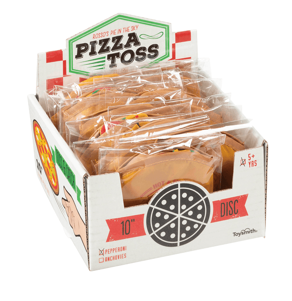 Pizza Toss - Three LiL Monkeys Three LiL Monkeys