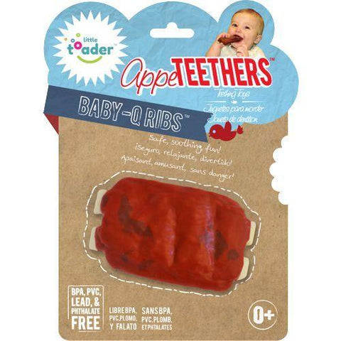 Little Toader Baby-Q Rib - Three LiL Monkeys Three LiL Monkeys