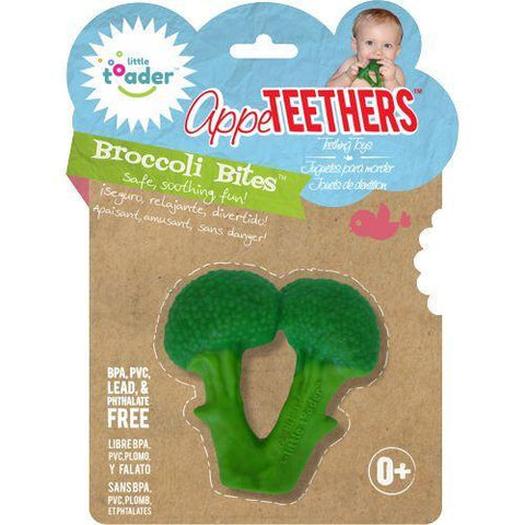 Little Toader Broccoli Bites - Three LiL Monkeys Three LiL Monkeys