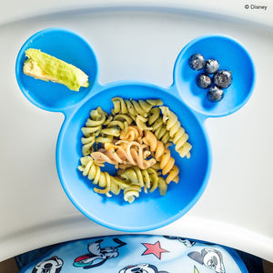 Disney Mikey Mouse First Feeding Silicone Set - Three LiL Monkeys Three LiL Monkeys