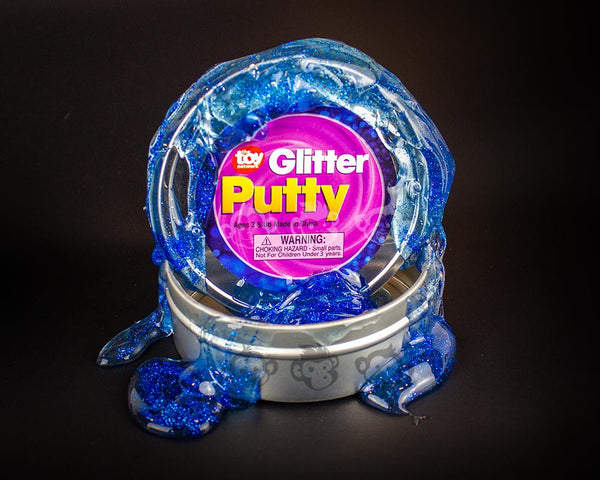 Glitter Putty - Three LiL Monkeys Three LiL Monkeys