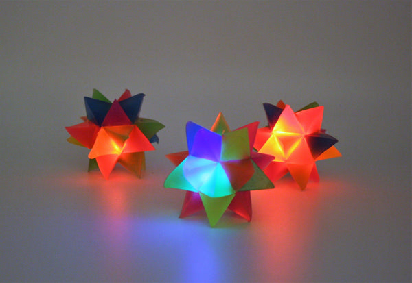 Light up Bouncing Star - Three LiL Monkeys Three LiL Monkeys