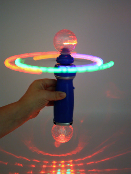 Magic Ball Spinning Wand - Three LiL Monkeys Three LiL Monkeys