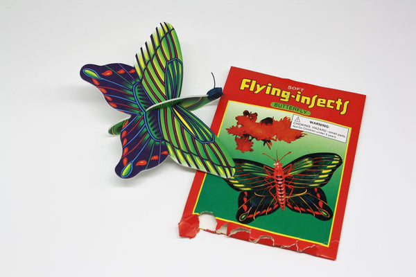 Flying Insect Butterfuly Glider - Three LiL Monkeys Three LiL Monkeys