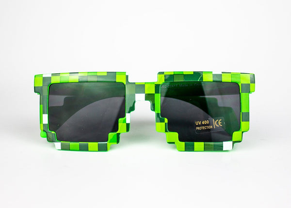 Pixel Sunglasses - Three LiL Monkeys Three LiL Monkeys