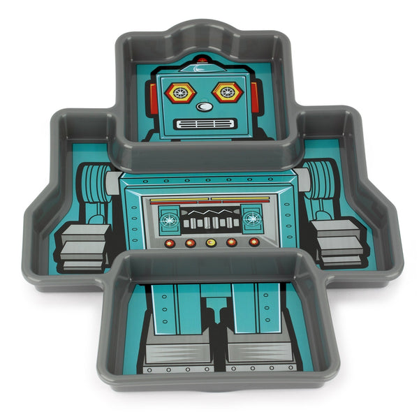 Me Time Meal Robot Set - Three LiL Monkeys Three LiL Monkeys