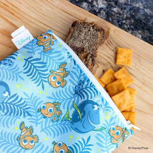 Finding Nemo Reusable Snack Bag - Three LiL Monkeys Three LiL Monkeys