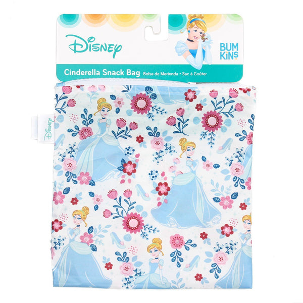 Cinderella Reusable Snack Bags - Three LiL Monkeys Three LiL Monkeys