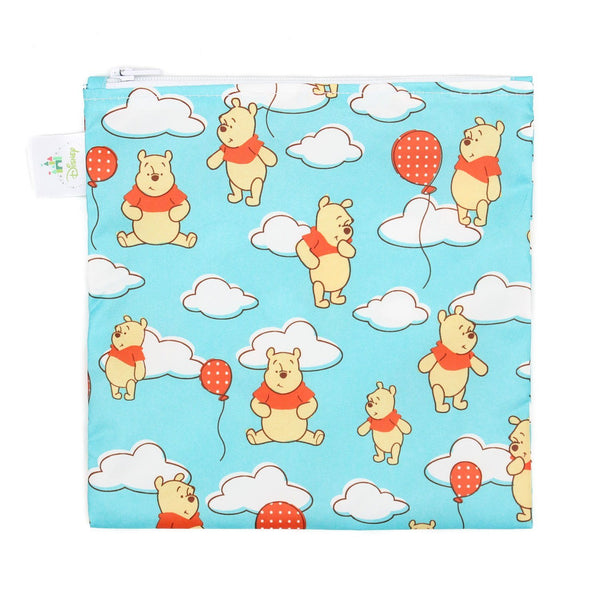 Winnie the Pooh  Reusable Snack Bags - Three LiL Monkeys Three LiL Monkeys