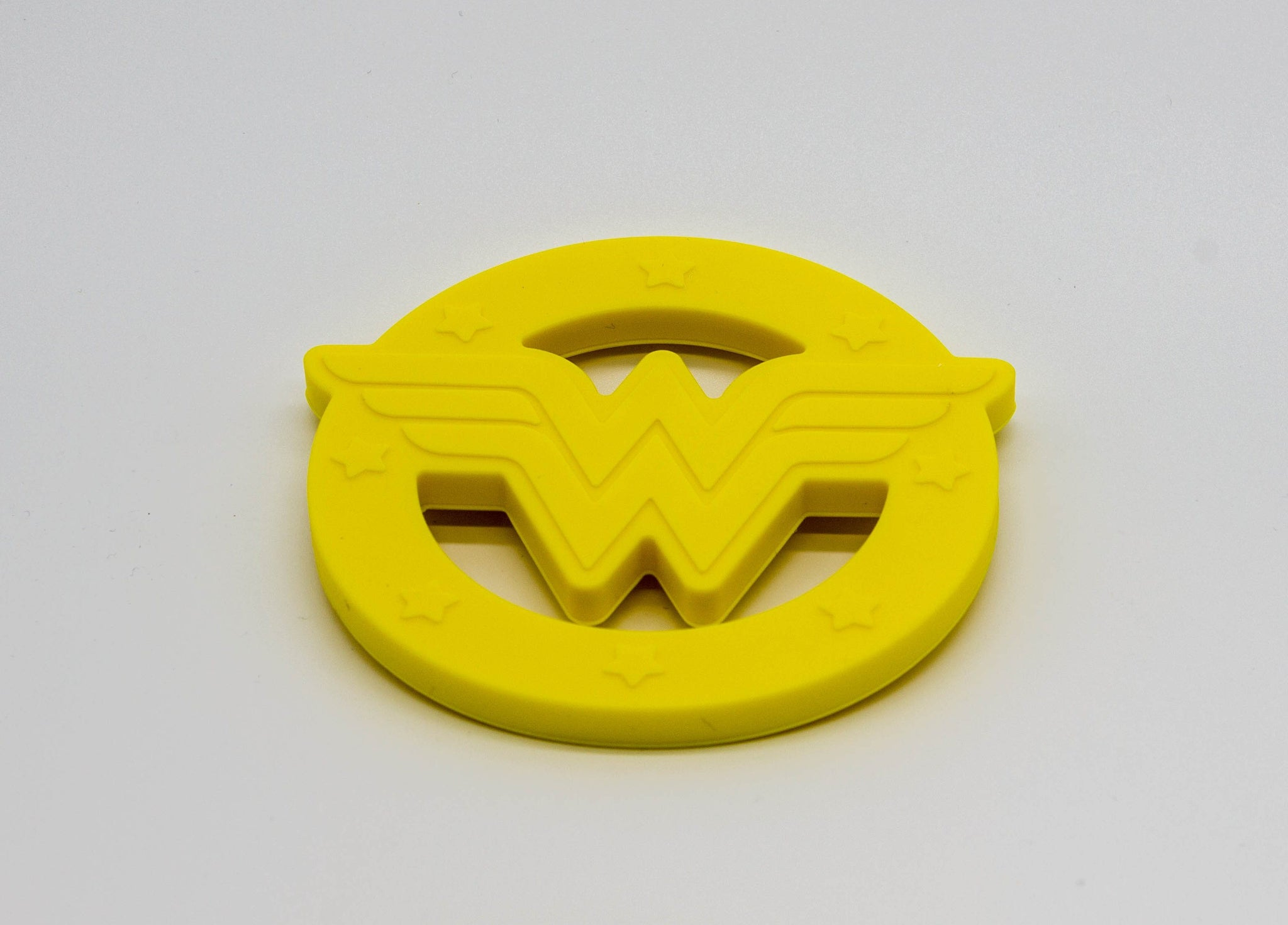 Bumkins Wonder Woman Teether - Three LiL Monkeys Three LiL Monkeys