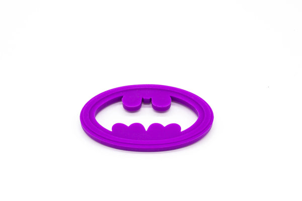 Bumkins Batgirl Teether - Three LiL Monkeys Three LiL Monkeys
