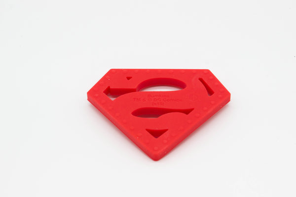 Bumkins Superman Teether - Three LiL Monkeys Three LiL Monkeys