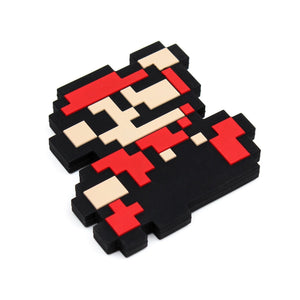Bumkins Nintendo Super Mario Teether - Three LiL Monkeys Three LiL Monkeys