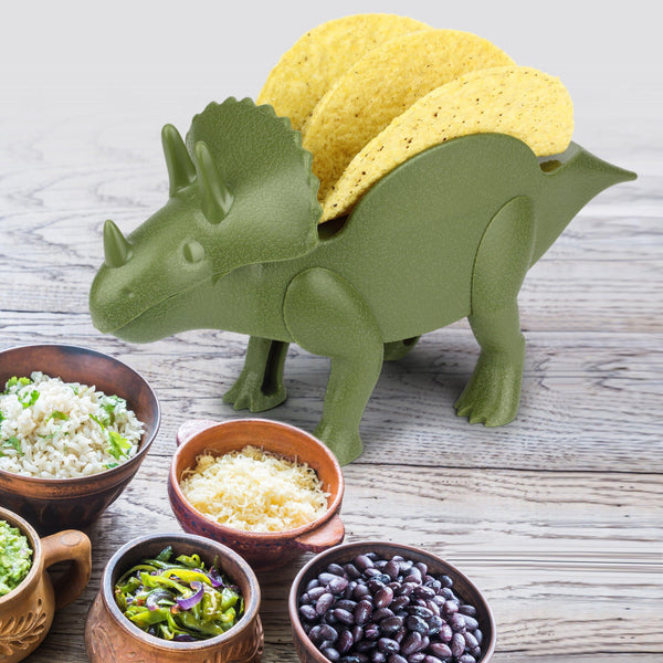 Tricerataco Taco Holder - Three LiL Monkeys Three LiL Monkeys