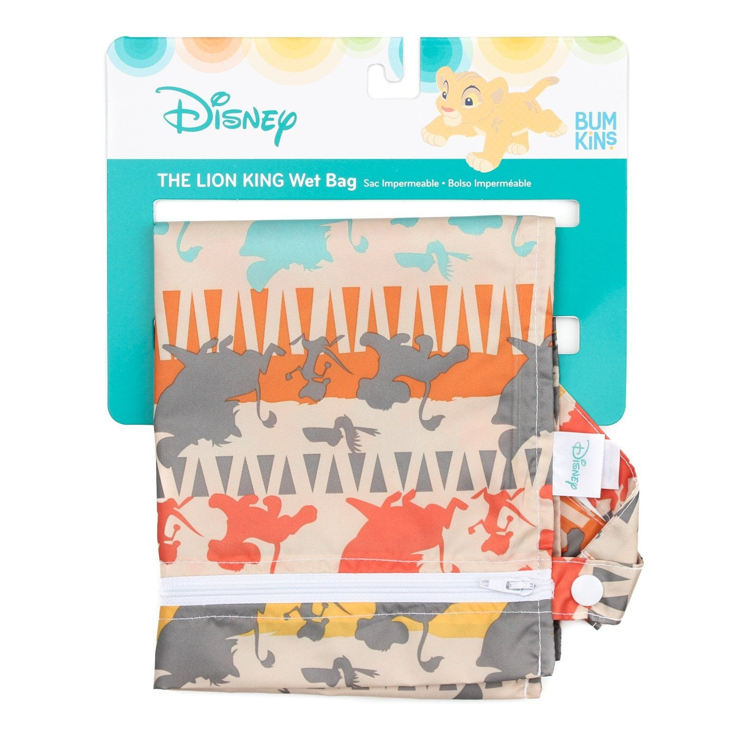 Disney Lion King Wet Bag - Three LiL Monkeys Three LiL Monkeys
