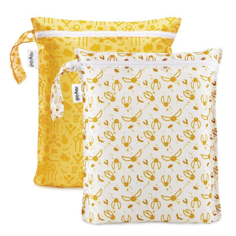 Harry Potter Wet Bag; 2 Pack - Three LiL Monkeys Three LiL Monkeys
