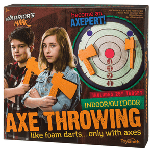 Axe Throwing - Three LiL Monkeys Three LiL Monkeys