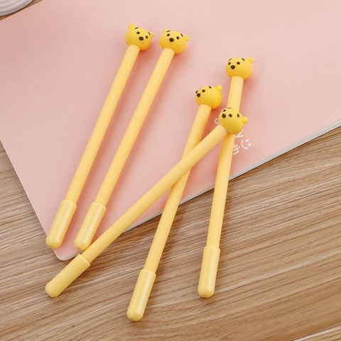 Silly Bear Gel Pen - Three LiL Monkeys Three LiL Monkeys