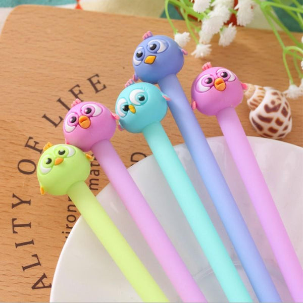 Baby Birds Gel Pen - Three LiL Monkeys Three LiL Monkeys