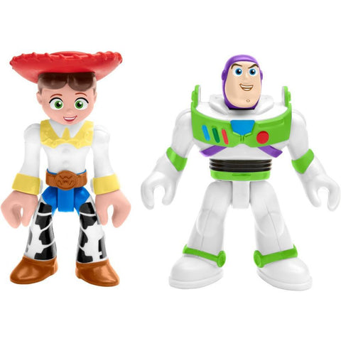 Imaginext Buzz Lightyear and Jessie - Three LiL Monkeys Three LiL Monkeys