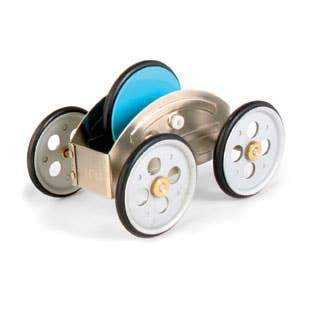 Zecar Flywheel Car - Three LiL Monkeys Three LiL Monkeys