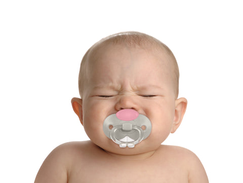 Chill, Baby Bunny Pacifier - Three LiL Monkeys Three LiL Monkeys