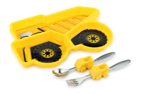 Me Time Dump Truck Meal Set