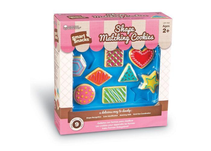 Smart Snacks Sugar Cookie Shapes - Three LiL Monkeys Three LiL Monkeys