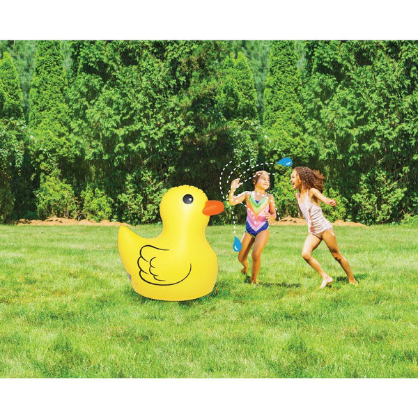 Quackers the Ducky Lil' Sprinkler