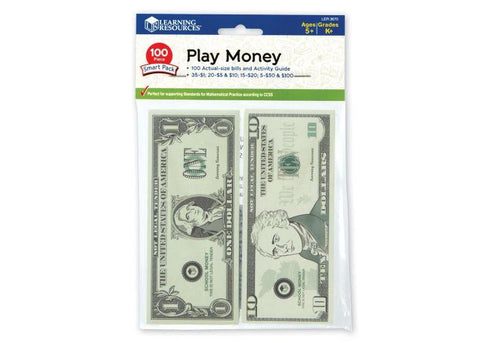 Play Money Smart Pack - Three LiL Monkeys Three LiL Monkeys