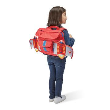 "Bixbee's Small ""Firebird Flyer"" Backpack - Three LiL Monkeys Three LiL Monkeys"