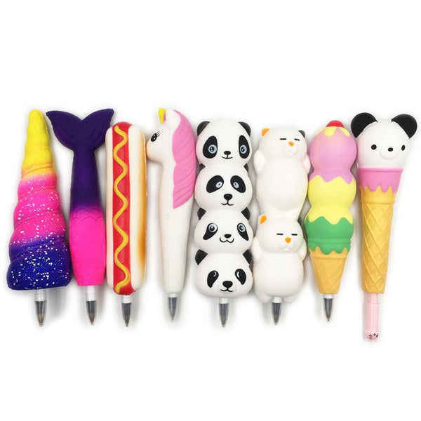 Fashionista Monkey's Squish Pens - Three LiL Monkeys Three LiL Monkeys
