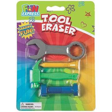 Tool Erasers