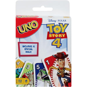 Toy Story 4 UNO - Three LiL Monkeys Three LiL Monkeys