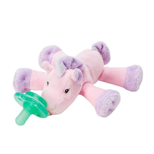 Paci-Plushies Buddies- Unity Unicorn - Three LiL Monkeys Three LiL Monkeys