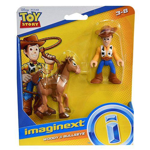 Imaginext Toy Story™ Basic Woody & Bullseye - Three LiL Monkeys Three LiL Monkeys