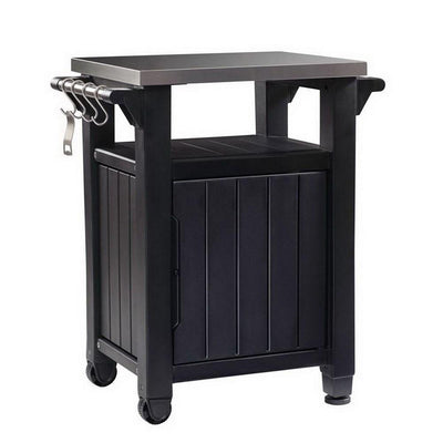 Unity Entertainment Storage Unit Table Anthracite