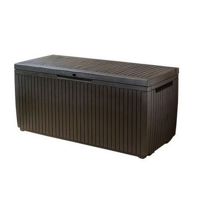 Springwood Cushion Garden Storage Box Anthracite