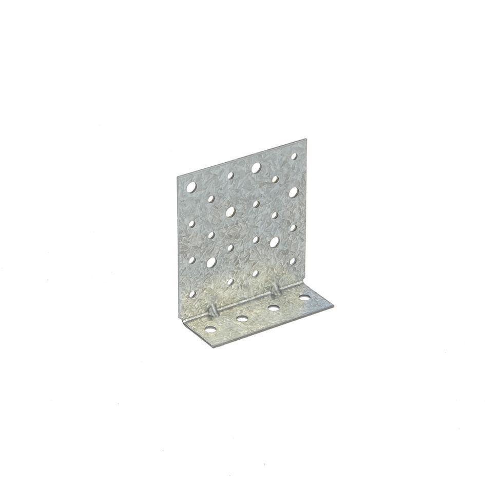 80 x 28 x 85mm Galvanised Concealed Purlin Cleat