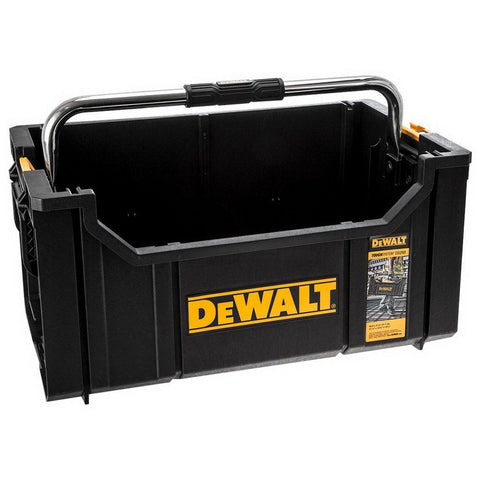 DeWalt|DS350 ToughSystem Power Tool Storage Container Box|20kg 558 x 277 x 330mm Plastic|DWST1-75654