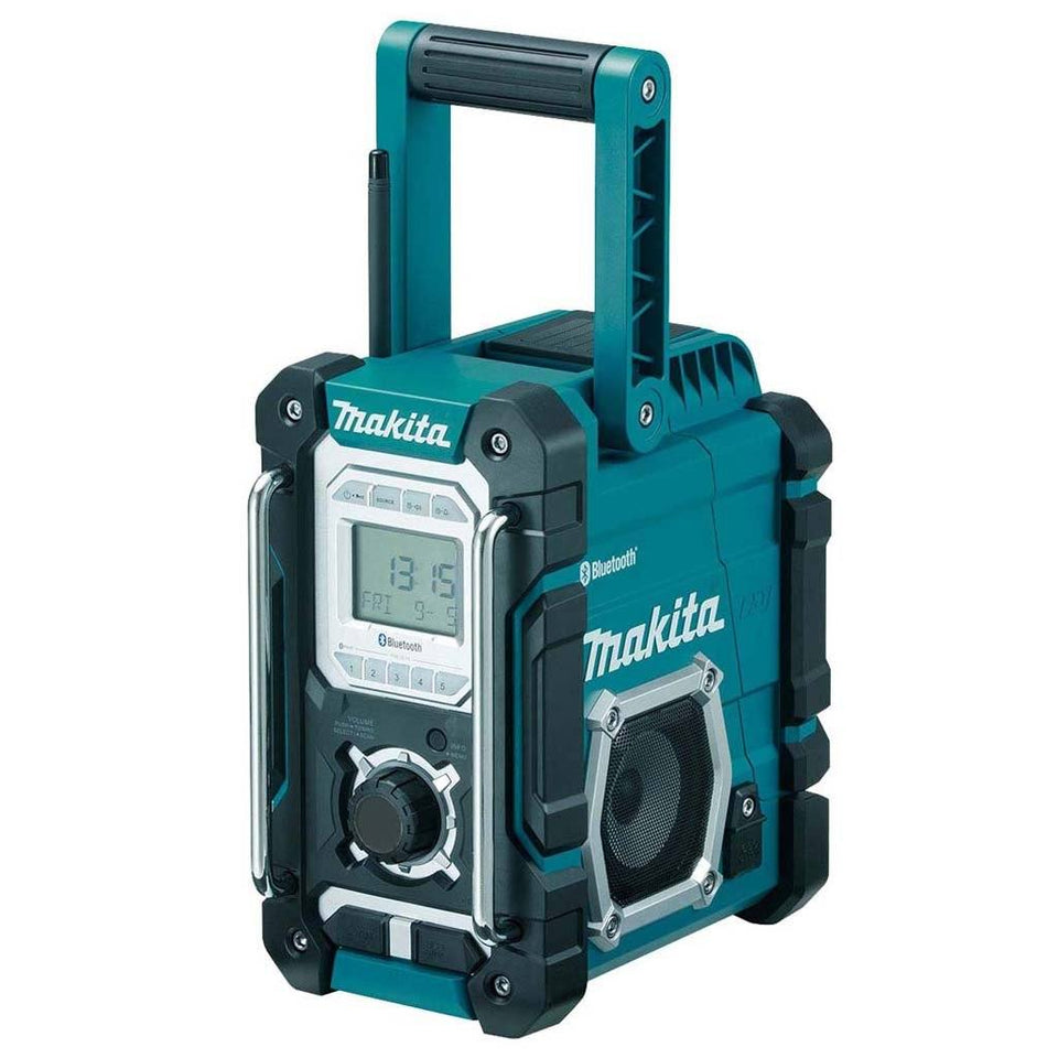 7.2-18V Teal Cordless Bluetooth Jobsite Radio