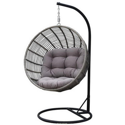 Soho Outdoor Hanging Orb Chair