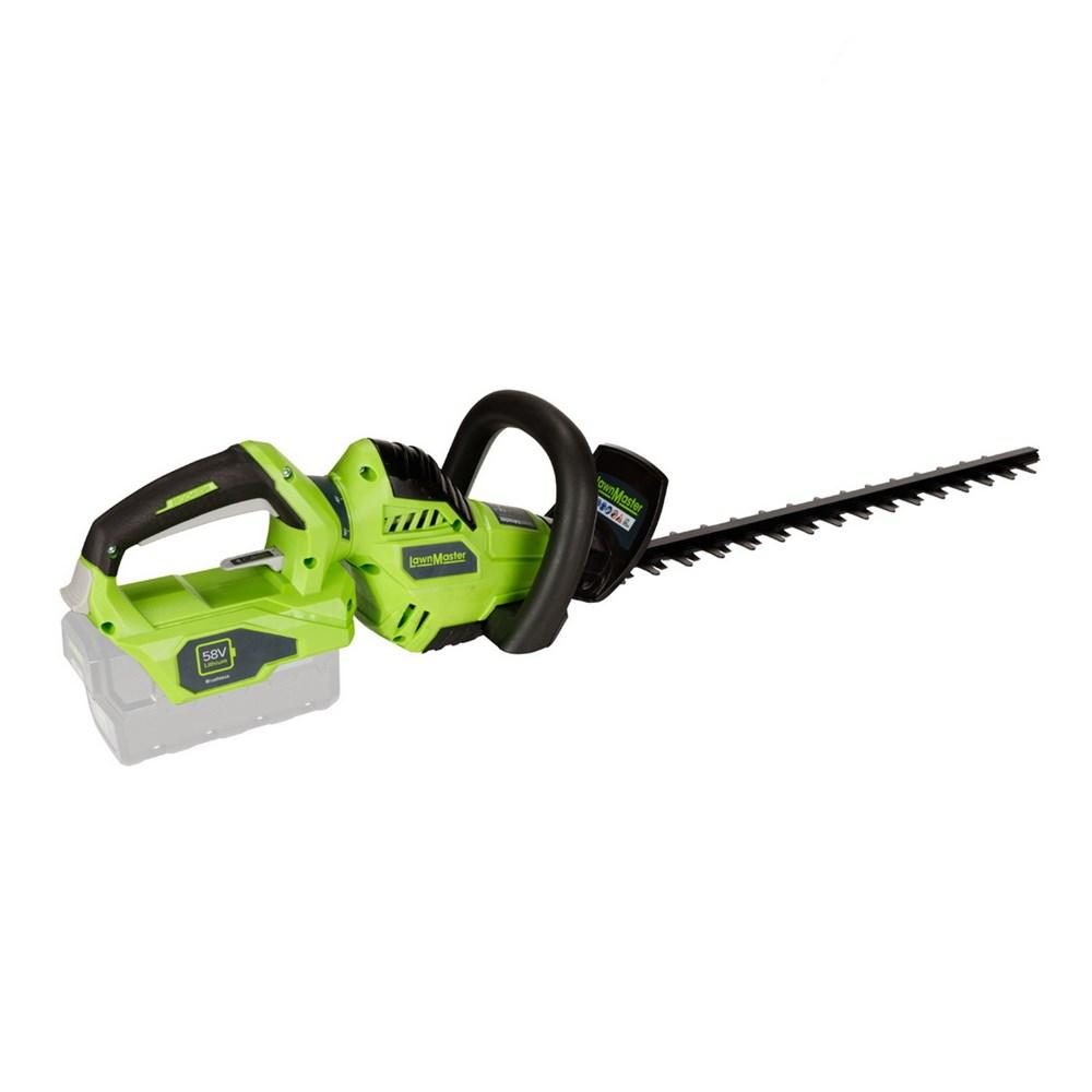 58V 550mm Lithium-Ion Cordless Brushless Hedge Trimmer Skin Only